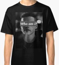 ELLIOT ALDERSON MR ROBOT DESIGN Classic T-Shirt
