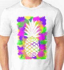 Colour Pineapple T-Shirt