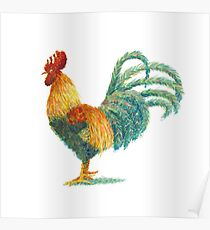 The cock Poster