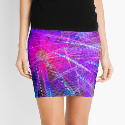 Bright at Heart Mini Skirt