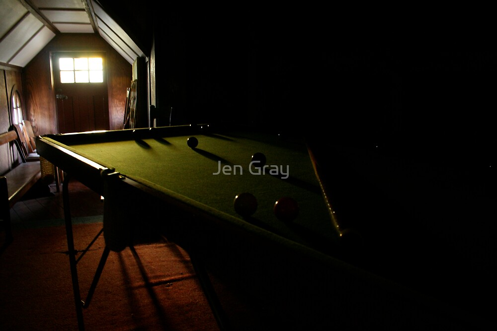 The Attic by Jen Gray