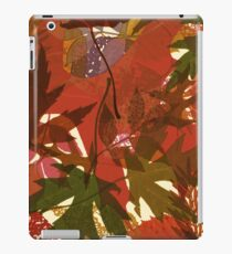 Lots of Lovely Leaves 3 iPad Case/Skin