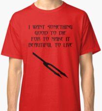 QOTSA – Something Good to Die For Classic T-Shirt