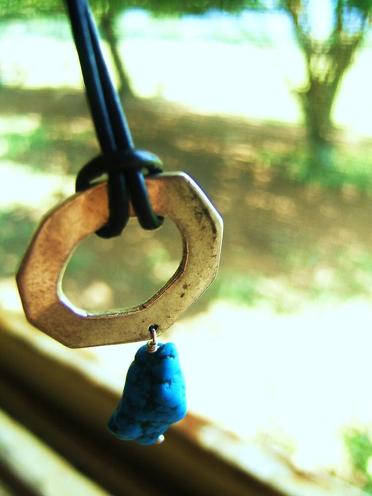Necklace by Diana Forgione