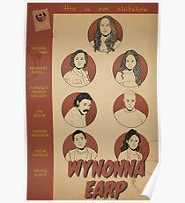 Wynonna Earp Poster Poster