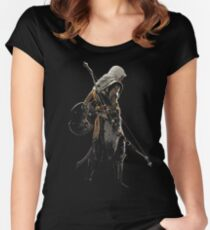 Ba Yek [Assassin's Creed Origins] Women's Fitted Scoop T-Shirt