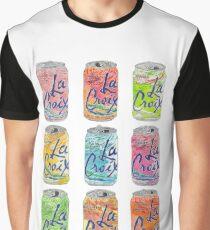La Croix Cans  Graphic T-Shirt