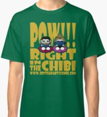 STPC: Pow!!! Right in the Chibi 2.0 Classic T-Shirt