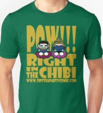 STPC: Pow!!! Right in the Chibi 2.0 Unisex T-Shirt