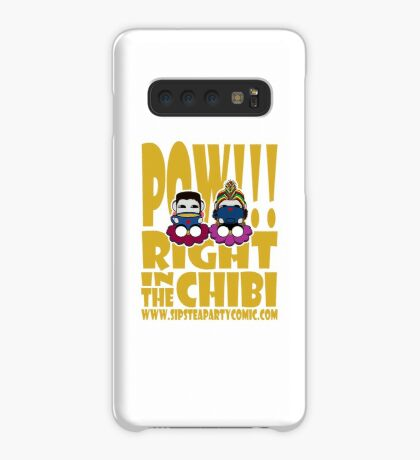 STPC: Pow!!! Right in the Chibi 2.0 Case/Skin for Samsung Galaxy