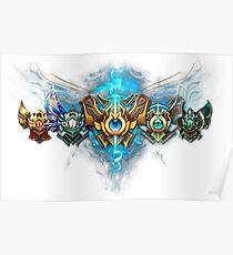 League of Legends - Challenger Poster
