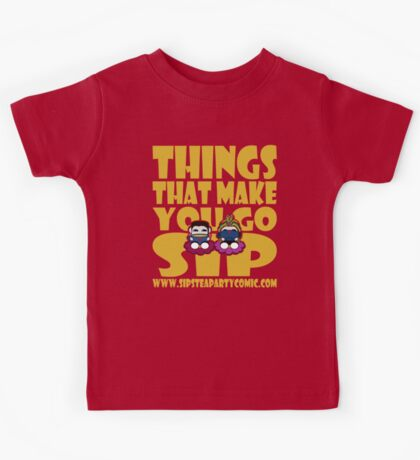 STPC: Things That Make You Go Sip 2.0 Kids Clothes
