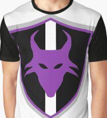 Ace Dragon Shield Graphic T-Shirt