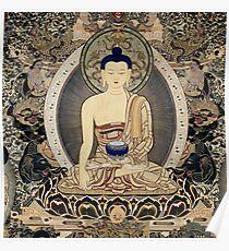Buddha Shakyamuni Poster