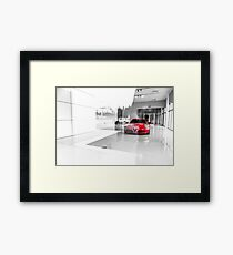 The Alfa Framed Print