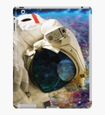 Extra Dimensional Space Walk iPad Case/Skin