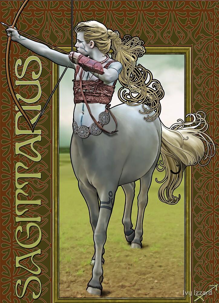 Sagittarius by Ivy Izzard