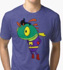 Super-Murloc Tri-blend T-Shirt