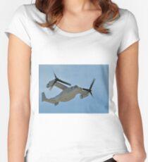 MV-22 Osprey Women's Fitted Scoop T-Shirt