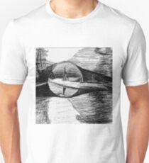 Bridge in the Woods T-Shirt