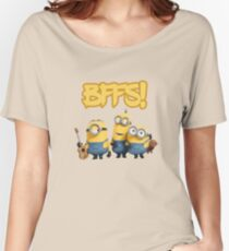 BFF MINIONS!!! (OMG SO COOL!!!) Women's Relaxed Fit T-Shirt