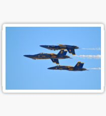 U.S. Navy Blue Angels Sticker