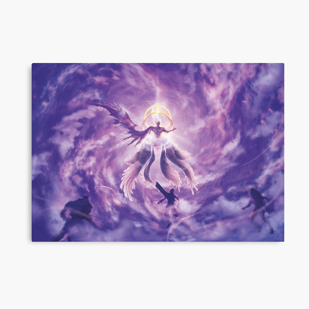 One Winged Angel (2nd edition - Only 50 prints!) Canvas Print
