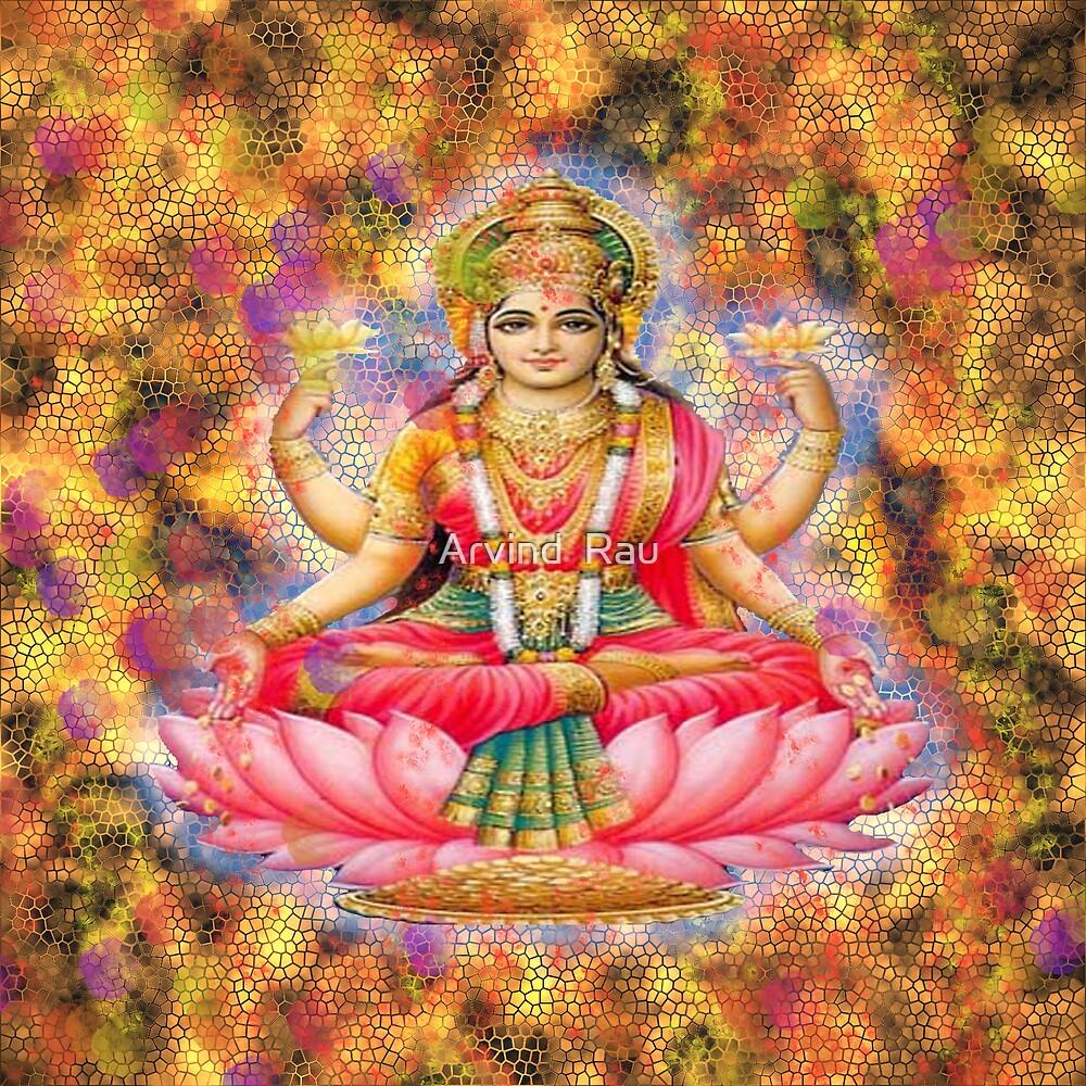 Shri. Laxmi Amma by Arvind  Rau