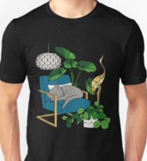 Cat nap by Elebea T-Shirt
