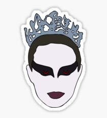 Black Swan Natalie Portman Sticker