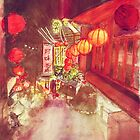 Jiu Fen Old Street by GinnyDen
