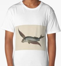 Vintage Flying Fish Long T-Shirt