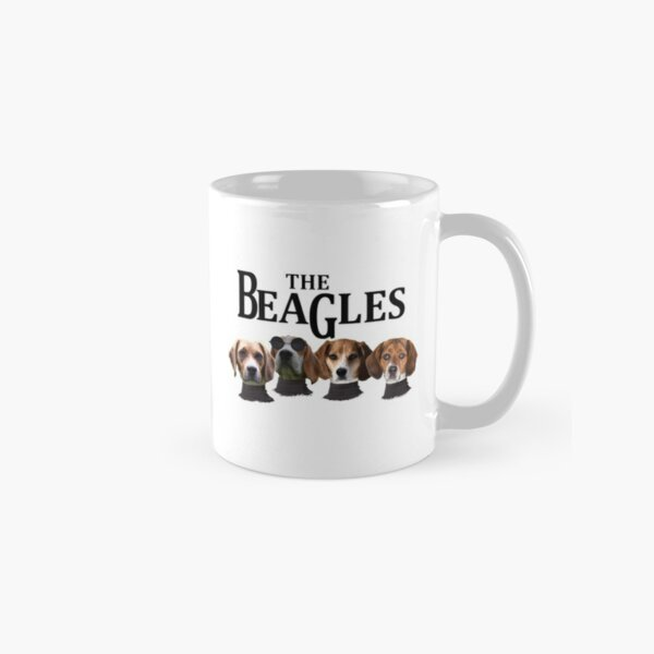 The Beagles Funny Collection Classic Mug