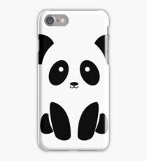 Cute Panda Design iPhone Case/Skin