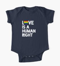Gay pride, lgbt pride, get rights, human rights shirt Short Sleeve Baby One-Piece
