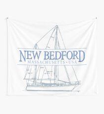 New Bedford Massachusetts Wall Tapestry