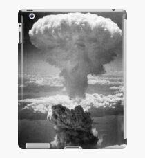 mushroom cloud nuke iPad Case/Skin