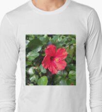 Bright Pink Flower T-Shirt