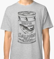 Kiltie Salmon from Vancouver Classic T-Shirt