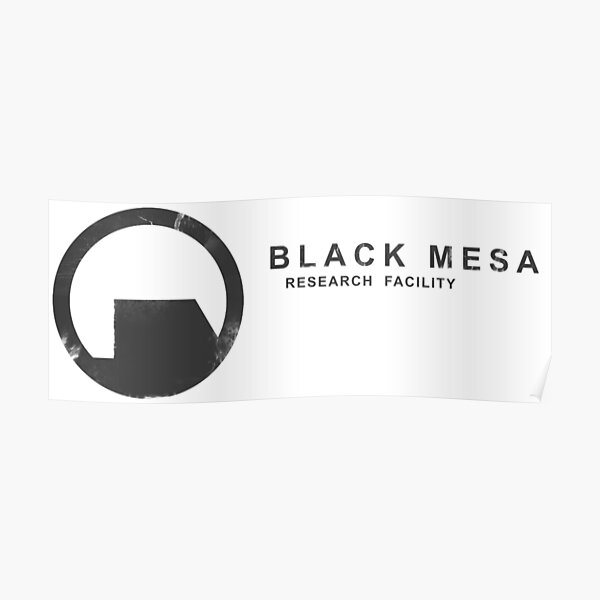 Black Mesa Research Facility Poster