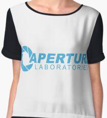 Aperture Laboratories Chiffon Top