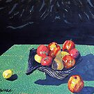 Acrylic STILL LIFE by James Lewis Hamilton