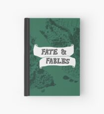 Fate & Fables Hardcover Journal