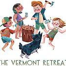 Das Vermont Retreat 2017 von Meghan Zaremba
