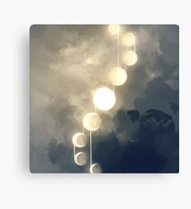 phases Canvas Print