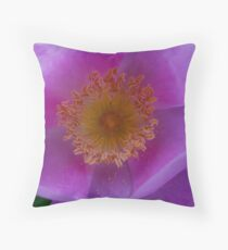 Rosehip Throw Pillow