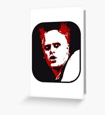 The Prodigy - Keith Greeting Card