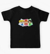 PowerPuff Girl Chibis Kids Clothes