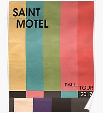 Saint Motel Tour Poster Poster