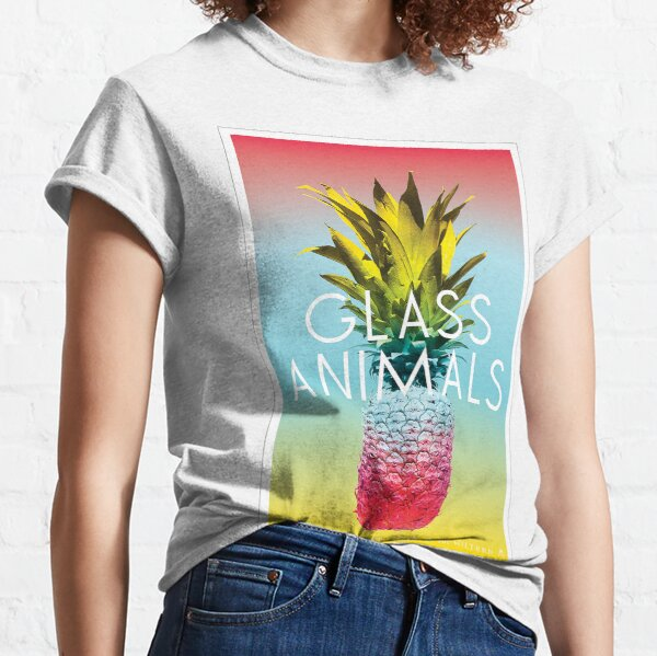 Glass Animals Tour Poster Classic T-Shirt